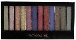 Düfte, Parfümerie und Kosmetik Lidschattenpalette - Makeup Revolution Redemption Palette Unicorns Are Real