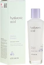 Düfte, Parfümerie und Kosmetik Leichte Feuchtigkeitscreme für das Gesicht mit Hyaluronsäure für Mischhaut - It's Skin Hyaluronic Acid Moisture Emulsion