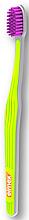 Düfte, Parfümerie und Kosmetik Zahnbürste ultra weich Swiss Made hellgrün - Elmex Swiss Made Ultra Soft Toothbrush
