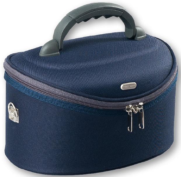 Kosmetiktasche dunkelblau 95061 oval - Top Choice Oval Navy — Bild N1