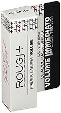 Düfte, Parfümerie und Kosmetik Lippenprimer - Rougi+ GlamTech Volumizing Primer Lipstick