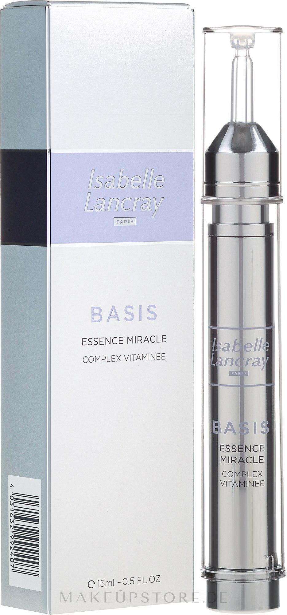 Gesichtsserum mit Vitamin E - Isabelle Lancray Basis Cream With Vitamin E Complex — Bild 15 ml