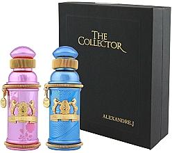Düfte, Parfümerie und Kosmetik Alexandre.J Rose Oud - Duftset (Eau de Parfum 2x30ml)