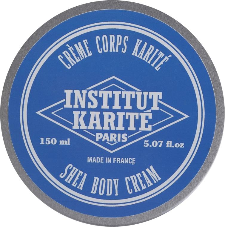 Körpercreme mit Sheabutter - Institut Karite Milk Cream Shea Body Cream — Bild N1