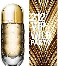 Düfte, Parfümerie und Kosmetik Carolina Herrera 212 VIP Wild Party - Eau de Toilette