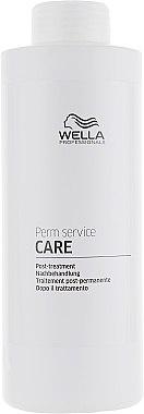 Umformungspflege-Nachbehandlung - Wella Professionals Perm Service Care Post Treatment — Bild N1