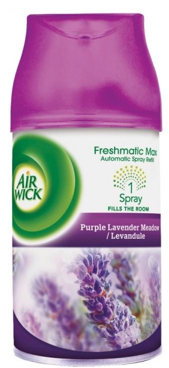 Lufterfrischer-Spray Lavendel - Air Wick Freshmatic Max Purple Lavender Meadow (Refill) — Bild N1
