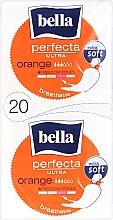 Düfte, Parfümerie und Kosmetik Damenbinden Perfecta Ultra Orange 10+10 St. - Bella