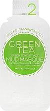 Zuckerpeeling für schöne Hände und Nägel mit grünem Tee - Voesh Mani In A Box Green Tea (10 g) — Bild N4
