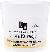 Anti-Falten Tagescreme 60+ - AA Cosmetics Age Technology Golden Revival Anti-Wrinkle Day Cream — Bild N2