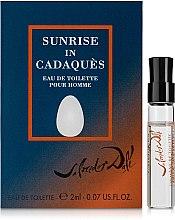 Düfte, Parfümerie und Kosmetik Salvador Dali Sunrise In Cadaques Pour Homme - Eau de Toilette (Probe)