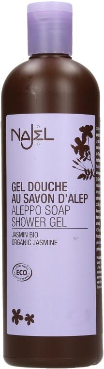 Duschgel-Aleppo-Seife Jasmin - Najel Aleppo Soap Shower Gel — Bild N1