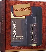 Düfte, Parfümerie und Kosmetik Eden Classic Mandate - Duftset (aftershave/100 ml + b/spray 150 ml)