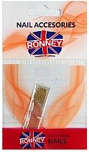 Düfte, Parfümerie und Kosmetik Perlen Nagel Deko, 00381, Gold - Ronney Professional Decoration For Nails