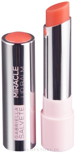 Lippenbalsam für frische und strahlende Lippen - Gabriella Salvete Miracle Lip Balm — Bild 102