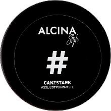 Düfte, Parfümerie und Kosmetik Stylingpaste für extra starke Fixierung - Alcina Style Ganzstark