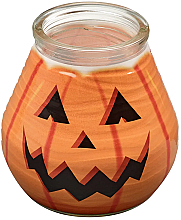 Düfte, Parfümerie und Kosmetik Dekorative Kerze im Glas Patiolight Pumpkin 94/91 mm - Bolsius Candle