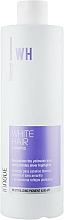 Düfte, Parfümerie und Kosmetik Shampoo-Neutralisator gegen Gelbstich - Kosswell Innove Professional White Hair Shampoo