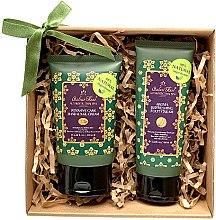 Düfte, Parfümerie und Kosmetik Körperpflegeset - Sabai Thai Rice Milk (Handcreme 100ml + Fußcreme 100ml)