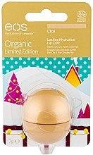 Düfte, Parfümerie und Kosmetik Lippenbalsam mit Sheabutter - EOS Organic Lip Balm Chai