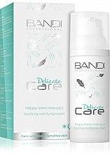 Düfte, Parfümerie und Kosmetik Beruhigende und mattierende Gesichtscreme - Bandi Professional Delicate Care Soothing Mattifying Cream