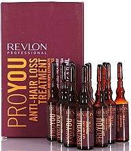 Ampullen gegen Haarausfall - Revlon Professional Pro You Anti-Hair Loss Treatment — Bild N2