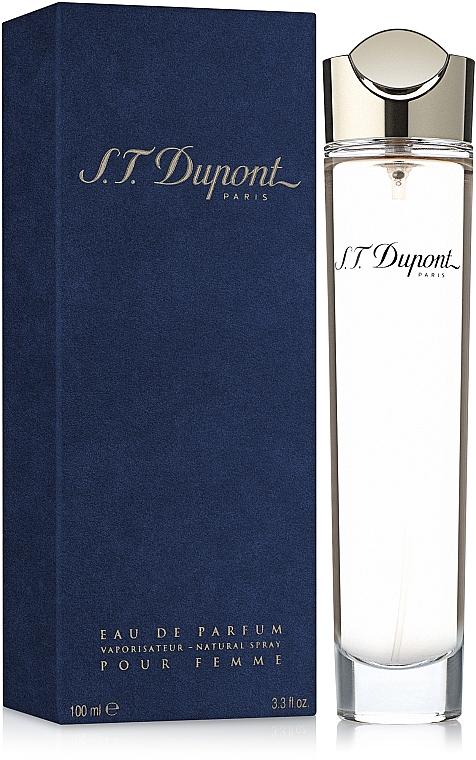 S.T. Dupont Pour Femme - Eau de Parfum — Bild N1