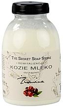 Düfte, Parfümerie und Kosmetik Ziegenmilch Moosbeere - The Secret Soap Store Cranberry Goat Milk