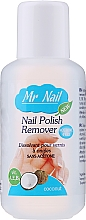 Düfte, Parfümerie und Kosmetik Nagellackentferner Kokos - Ados Mr Nail Polish Remover Coconut