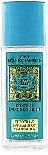 Düfte, Parfümerie und Kosmetik Maurer & Wirtz 4711 Original - Deodorant