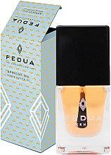Düfte, Parfümerie und Kosmetik Aprikosenöl für die Nagelhaut - Fedua Apricot Oil