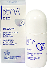 Düfte, Parfümerie und Kosmetik Deo Roll-on - Bema Cosmetici Bema Love Bio Bloom Deo Roll-On