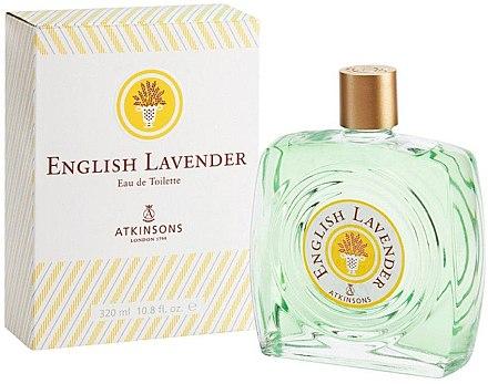 Atkinsons English Lavender - Eau de Toilette — Bild N2