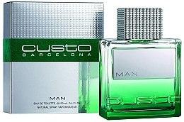 Düfte, Parfümerie und Kosmetik Custo Barcelona Custo Man - Eau de Toilette