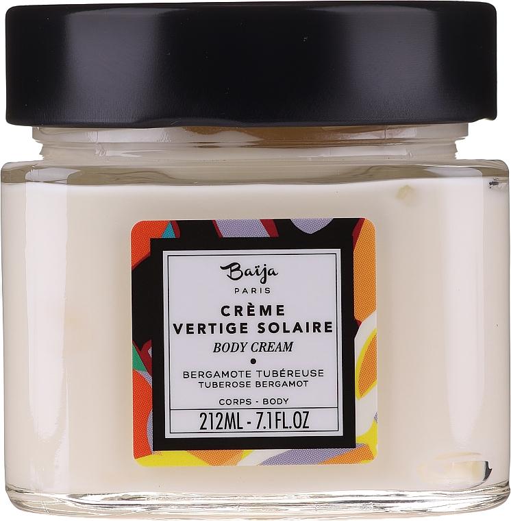 Parfümierte Körpercreme - Baija Vertige Solaire Body Cream — Bild N5
