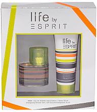 Düfte, Parfümerie und Kosmetik Esprit Life by Esprit Men - Duftset (Eau de Toilette 30ml+Duschgel 75ml)
