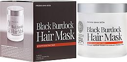 Düfte, Parfümerie und Kosmetik Haarmaske - Natura Siberica Fresh Spa Russkaja Bania Detox Black Burdock Hair Mask