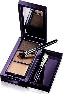 Augenbrauen-Make-up - Oriflame The ONE Eyebrow Kit — Bild N1