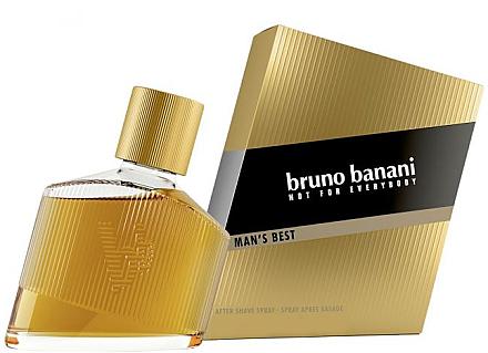 Bruno Banani Man's Best - Beruhigende After Shave Lotion  — Bild N1