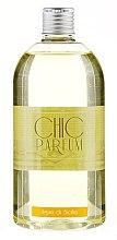 Düfte, Parfümerie und Kosmetik Nachfüller für Aromadiffusor - Chic Parfum Refill Muschio Agrumi di Sicilia