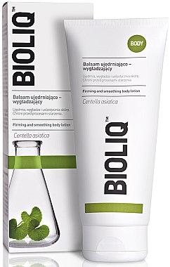 Beruhigende und straffende Körperlotion - Bioliq Body Firming And Smoothing Body Lotion — Bild N1