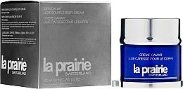 Düfte, Parfümerie und Kosmetik Körper-Soufflés angereicht mit Caviar - La Prairie Skin Caviar Luxe Souffle Body Cream