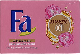 Düfte, Parfümerie und Kosmetik Cremeseife - Fa Magic Oil Pink Jasmine Cream Soap