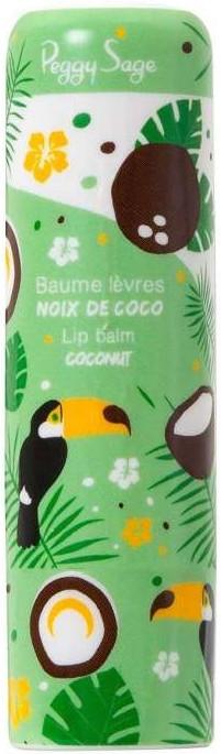 Lippenbalsam mit Kokosnuss - Peggy Sage Lip Balm Coconut — Bild N1