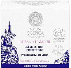 Schützende Tagescreme - Natura Siberica Siberie Mon Amour Protection Day Face Cream — Bild N2