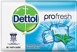 Antibakterielle Seife mit Menthol-Aroma - Dettol Anti-bacterial Cool Bar Soap — Bild N1