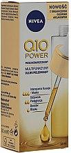 Düfte, Parfümerie und Kosmetik Universelles Anti-Falfen Gesichtsöl Q10 power - Nivea Visage Q10 Power Extra