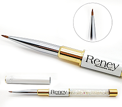 Düfte, Parfümerie und Kosmetik Nageldesignpinsel - Reney Cosmetics Pro Detailer AN01
