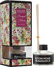 Düfte, Parfümerie und Kosmetik Raumerfrischer Bouquet of Flowers - Bloom Reed Diffuser Bouquet of Flowers