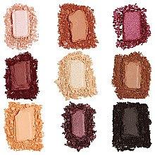 Lidschattenpalette - I Heart Revolution Cranberries & Chocolate Palette — Bild N4